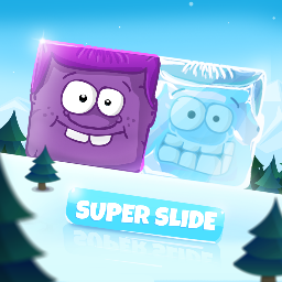 Icy Purple Head Superslide